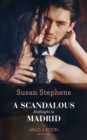 A Scandalous Midnight In Madrid - Book
