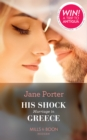 His Shock Marriage In Greece - Book