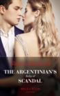 The Argentinian's Baby Of Scandal - Book