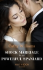 Shock Marriage For The Powerful Spaniard - Book