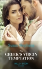 The Greek's Virgin Temptation - Book