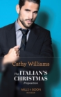 The Italian's Christmas Proposition - Book