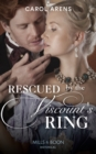 Rescued By The Viscount's Ring - Book