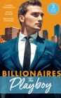 Billionaires: The Playboy : Di Sione's Innocent Conquest (the Billionaire's Legacy) / the Di Sione Secret Baby (the Billionaire's Legacy) / to Blackmail a Di Sione (the Billionaire's Legacy) - Book
