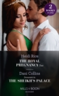 The Royal Pregnancy Test / Innocent In The Sheikh's Palace : The Royal Pregnancy Test (the Christmas Princess Swap) / Innocent in the Sheikh's Palace (the Christmas Princess Swap) - Book