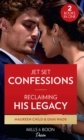 Jet Set Confessions / Reclaiming His Legacy : Jet Set Confessions / Reclaiming His Legacy (Louisiana Legacies) - Book
