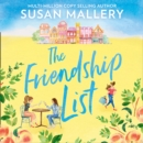 The Friendship List - eAudiobook