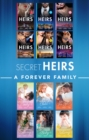 Secret Heirs And A Forever Family - Book