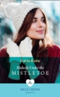 Midwife Under The Mistletoe - Book