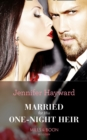 Married For His One-Night Heir - Book