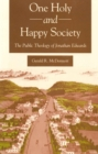 One Holy and Happy Society : The Public Theology of Jonathan Edwards - eBook
