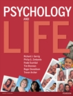 Psychology and Life - eBook