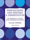 Researching and Writing a Dissertation : An essential guide for business students - Book