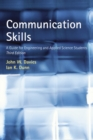 Communication Skills : A Guide for Engineering and Applied Science Students - Book