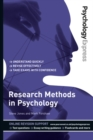 Psychology Express: Research Methods in Psychology (Undergraduate Revision Guide) - Book