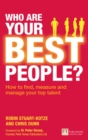 Who Are Your Best People? : How to find, measure and manage your top talent - eBook