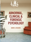 Abnormal, Clinical and Forensic Psychology with Student Access Card - Book
