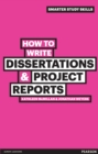 How to Write Dissertations & Project Reports - eBook