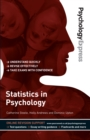 Psychology Express: Statistics in Psychology (Undergraduate Revision Guide) - eBook