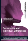 Psychology Express: Personality and Individual Differences (Undergraduate Revision Guide) - eBook