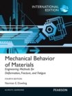 Mechanical Behavior of Materials : International Edition - Book