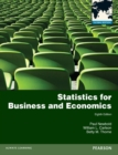 Statistics for Business and Economics: Global Edition - Book