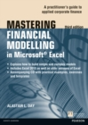 Mastering Financial Modelling in Microsoft Excel 3rd edn : A Practitioner's Guide to Applied Corporate Finance - Book