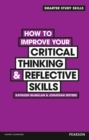 How to Improve your Critical Thinking & Reflective Skills - Book