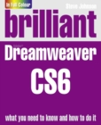 Brilliant Dreamweaver CS6 - Book