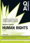 Law Express Question and Answer: Human Rights - Book