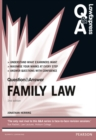 Law Express Question and Answer: Family Law - Book