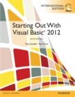 Starting Out With Visual Basic: International Edition - eBook