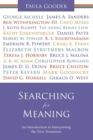 Searching for Meaning : An Introduction to Interpreting the New Testament - Book