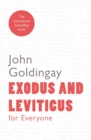 Exodus and Leviticus for Everyone - eBook