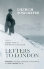 Letters to London : Bonhoeffer's previously unpublished correspondence with Ernst Cromwell, 1935-36 - eBook