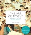 The Art of Advent : A Painting a Day from Advent to Epiphany - Book