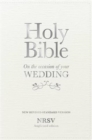 Holy Bible New Standard Revised Version : On the Occasion of Your Wedding, NRSV Anglicized Edition - Book
