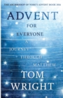 Advent for Everyone : A Journey Through Matthew - Book