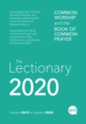 Common Worship Lectionary 2020 - Book