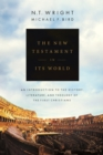 The New Testament in its World : An Introduction to the History, Literature and Theology of the First Christians - Book