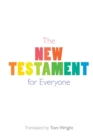 The New Testament for Everyone - Book