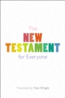 The New Testament for Everyone : With New Introductions, Maps and Glossary of Key Words - eBook