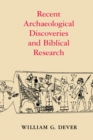 Recent Archaeological Discoveries and Biblical Research - eBook