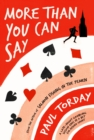 More Than You Can Say - eBook
