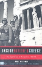 Inside Hitler's Greece : The Experience of Occupation, 1941-44 - Book