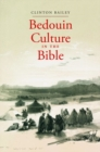 Bedouin Culture in the Bible - Book
