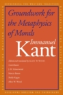 Groundwork for the Metaphysics of Morals - eBook