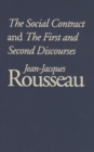 The Social Contract and The First and Second Discourses - eBook