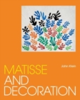 Matisse and Decoration - Book
