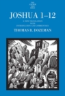 Joshua 1-12 : A New Translation with Introduction and Commentary - Book